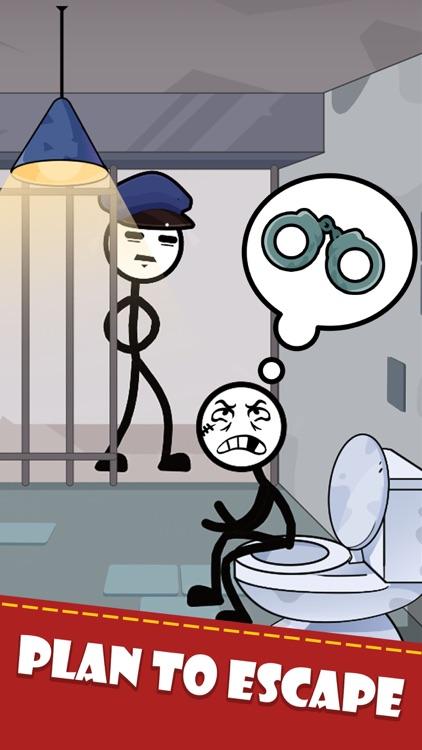 Word Story Prison Break screenshot-4