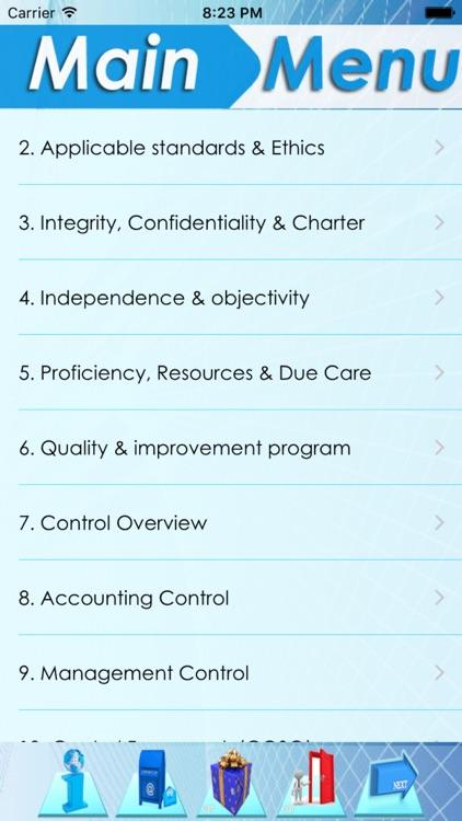 Internal Audit Exam 1400 Notes screenshot-3