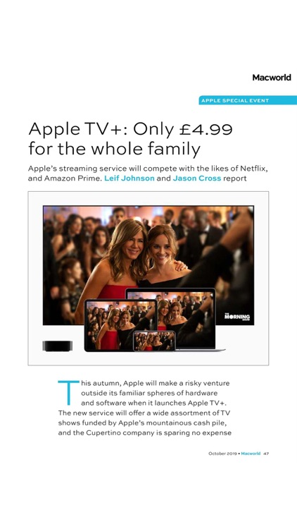 Macworld UK Magazine screenshot-5
