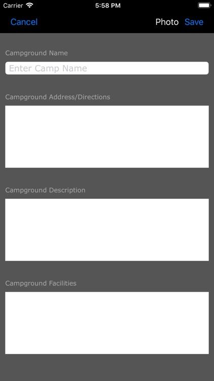 Michigan – Campgrounds & RV's screenshot-6