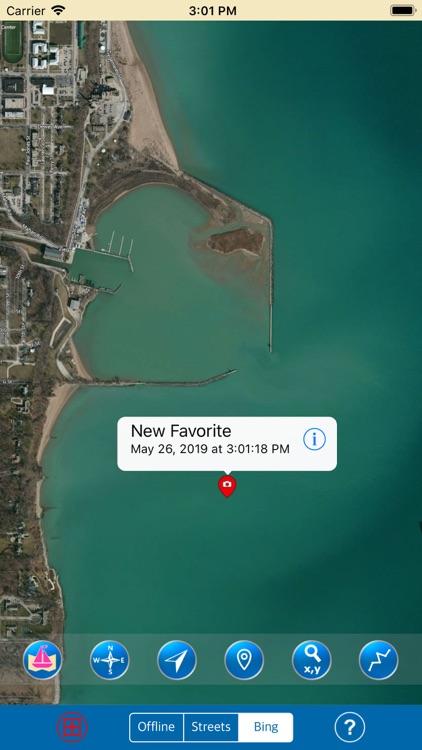 Lake Michigan – Marine Boating screenshot-5