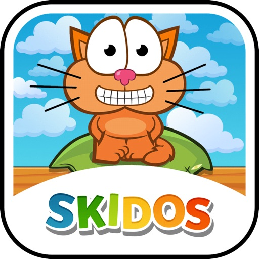 Cat Game Fun Learning For Kids iOS App