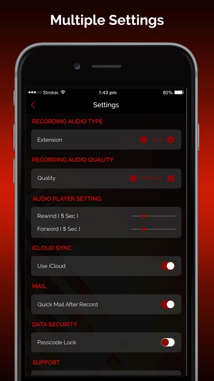 Quick Recorder Pro screenshot-3