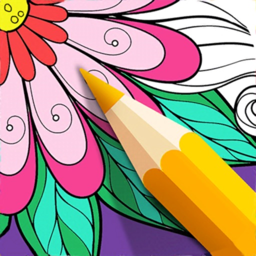 Happy Color Draw Coloring Book