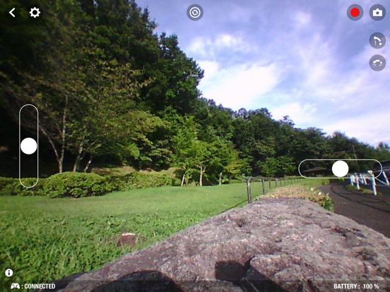 Game Controller Jumping Sumo screenshot 12