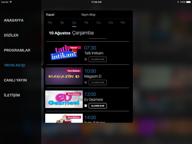 Kanal D for iPad on the App Store