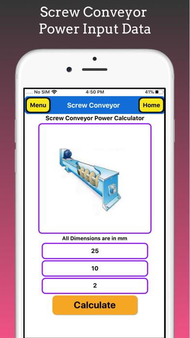 Screw Conveyor Pro screenshot 7