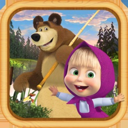 Masha and the Bear: Fishing