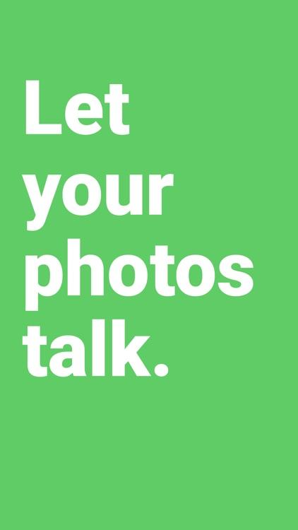 Zapvox Photo Communicator screenshot-0