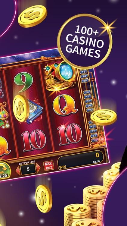 Mystic Slots: Fun Casino Games