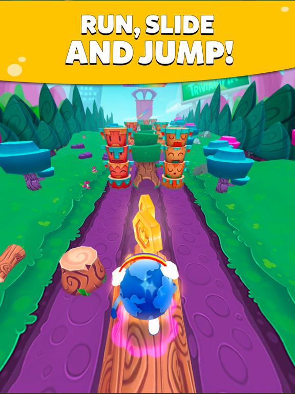 Triviatopia Run screenshot 7