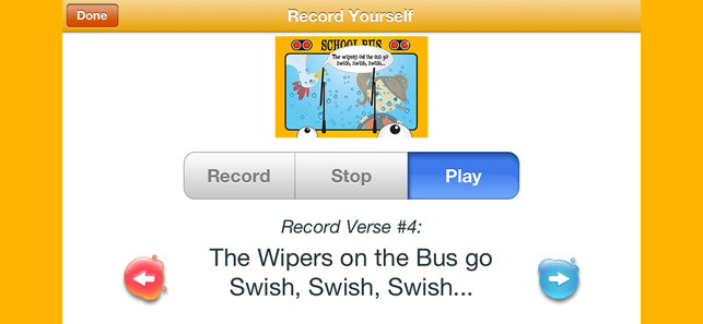 ‎Wheels on the Bus Screenshot