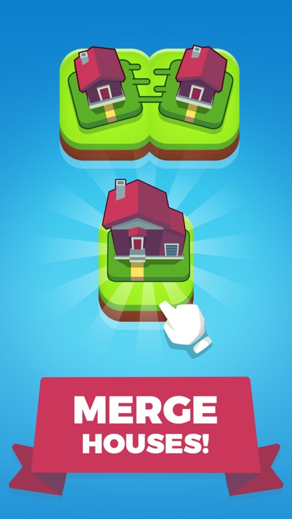Merge Town! screenshot-0