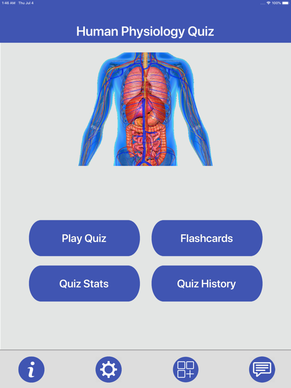 Human Physiology Quizzes | App Price Drops