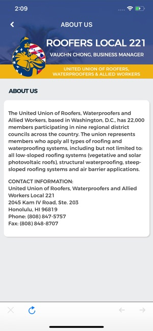 Roofers 221 On The App Store