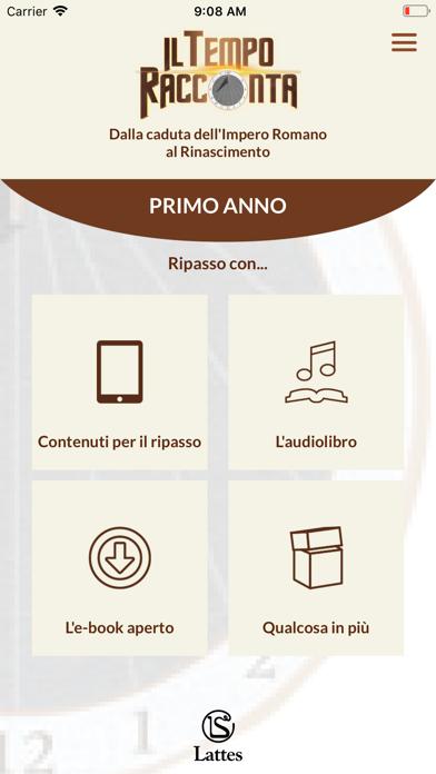 点击获取Il tempo racconta