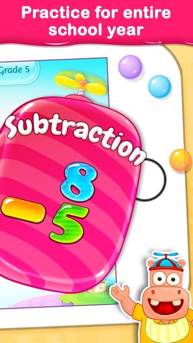 Year 1 Maths Educational Games screenshot three