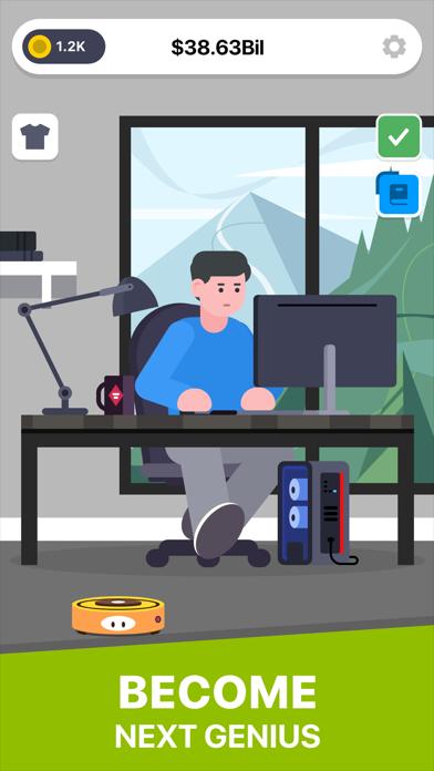 Cyber Dude: Dev Tycoon screenshot 1