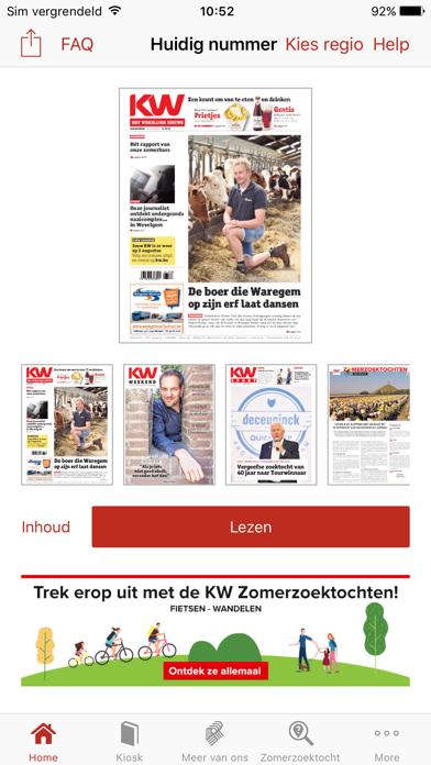 Krant van West-Vlaanderenのおすすめ画像1