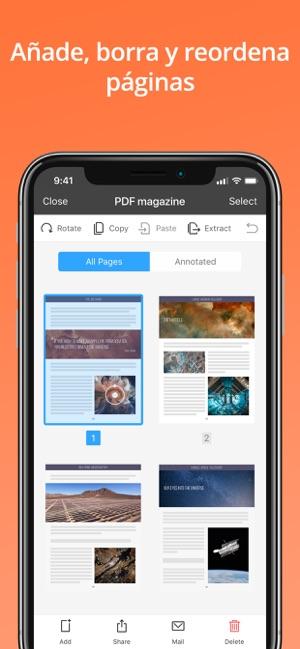 PDF Expert 7: editar PDF en App Store