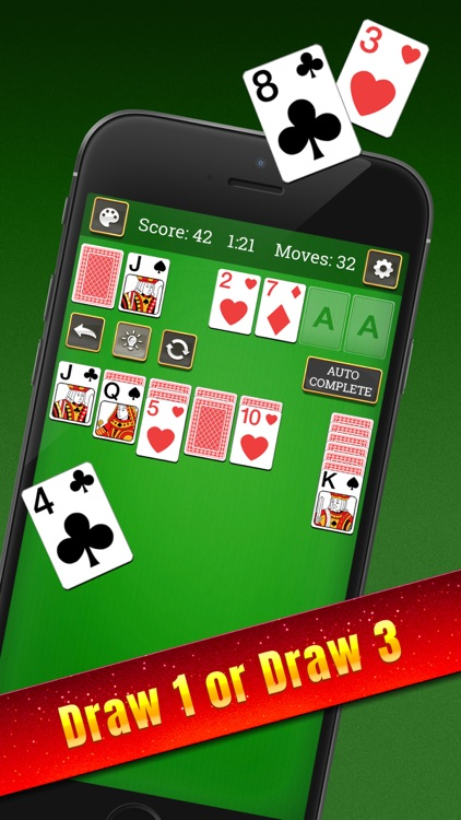 Solitaire: Classic Card Puzzle screenshot-2