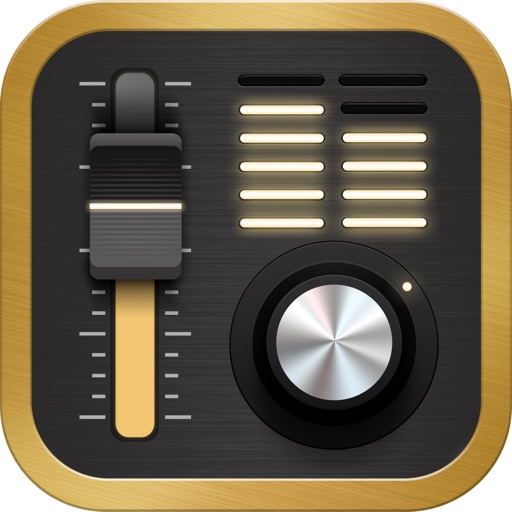 Equalizer+ HD music player icon