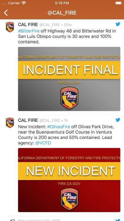 Wildfire Info screenshot-3