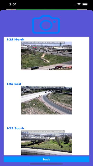 Traffic Cameras Colorado Lite screenshot 7