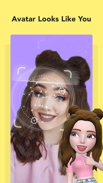 BOO - Your 3D Avatar Emoji screenshot-0