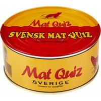 Codes for Svensk Mat Quiz Hack