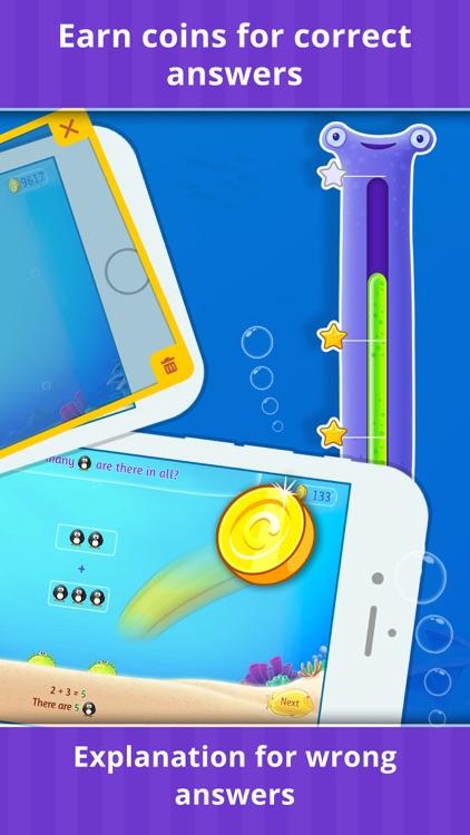 K-5 Math Learning Kids Games screenshot-6