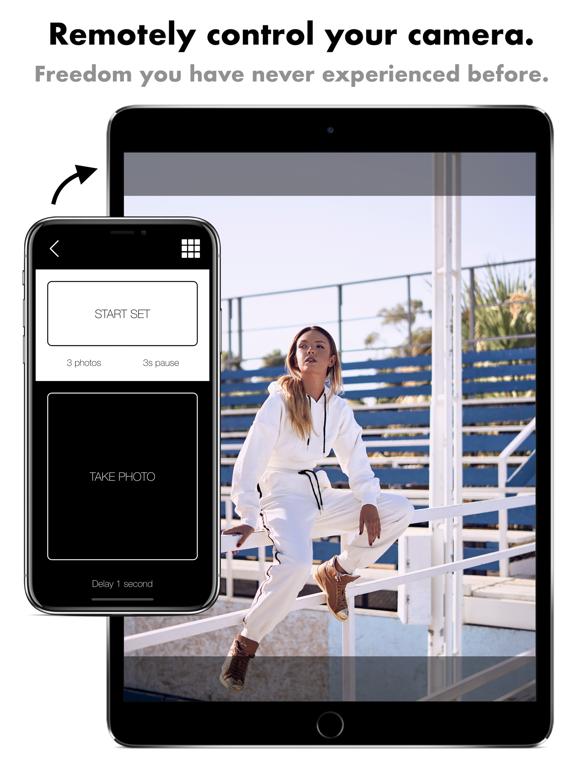 Camera Remote Control App Screenshots