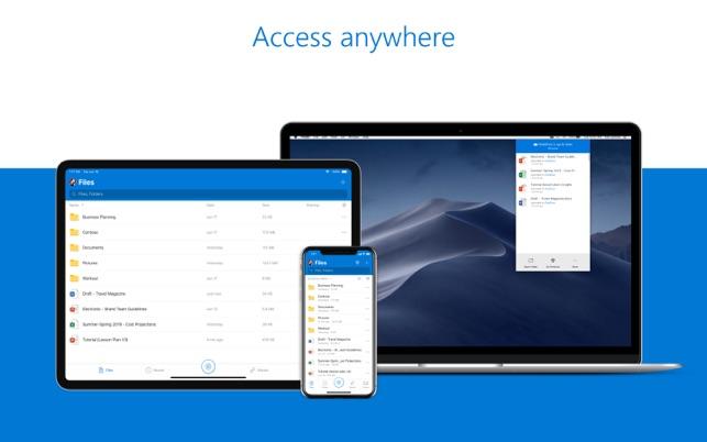 OneDrive on the Mac App Store