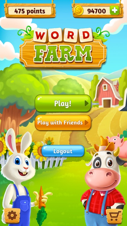 Word Farm - Growing with Words screenshot-0