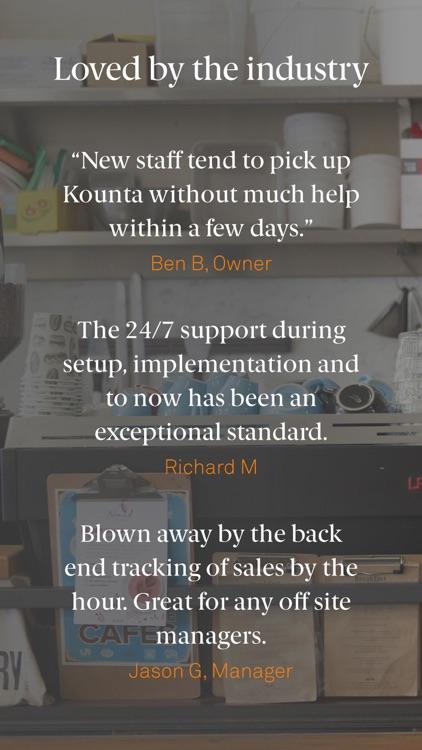 POS | Point of Sale by Kounta screenshot-7