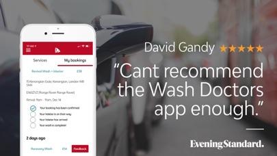 Wash Doctors - Mobile Car Wash screenshot four