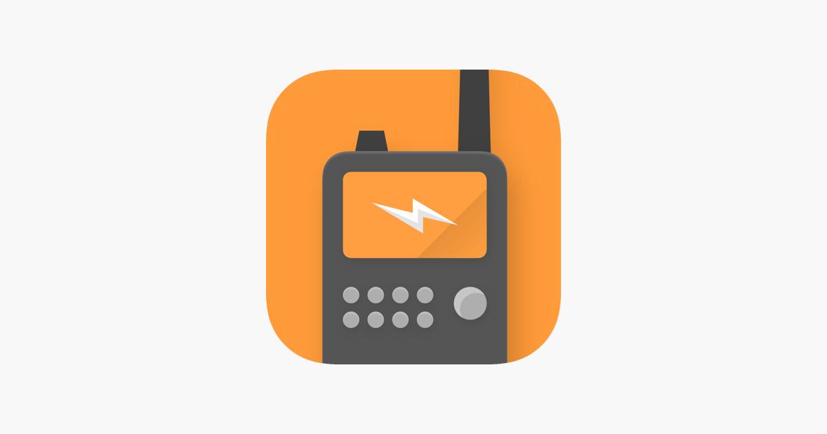 Scanner Radio: Police & Fire en App Store