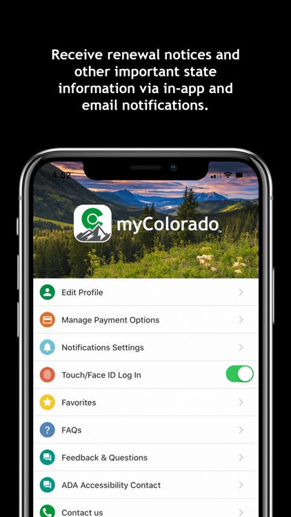 myColorado screenshot-2