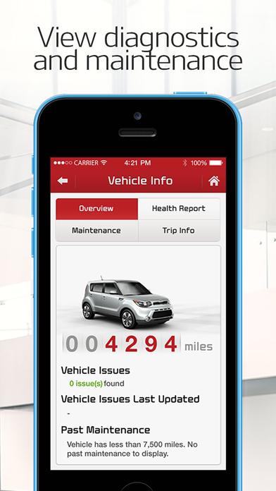 UVO eServices by Kia Motors America, Inc  (iOS, United States