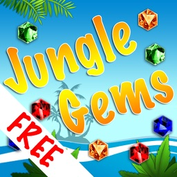 Jungle Gems Free