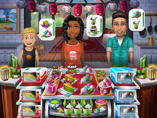 Virtual Families: Cook Offのおすすめ画像9