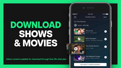 Hulu: Stream TV shows & movies