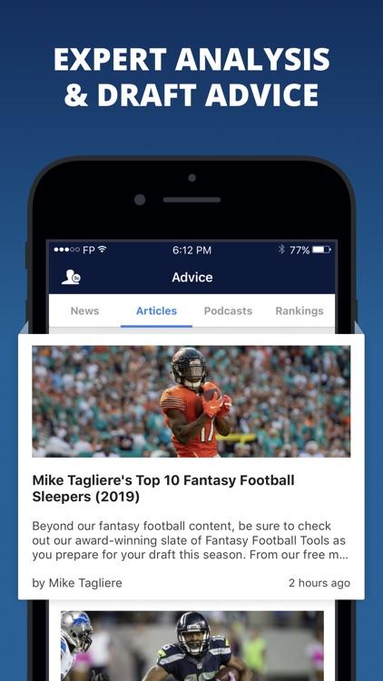 Fantasy Football Draft Wizard screenshot-8