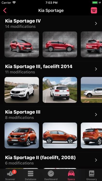 KIA OBD App screenshot-8