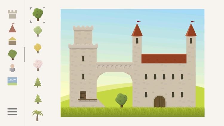 Castle Blocks: Easy Building