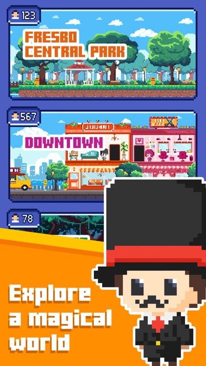 Fresbo Pixel - Virtual World