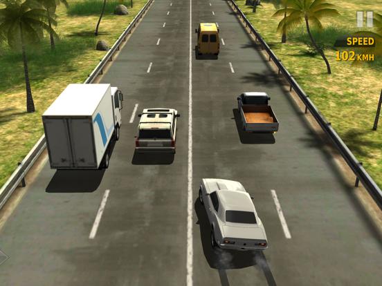 Traffic Racerのおすすめ画像2