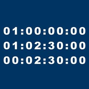RZ Timecode Calculator