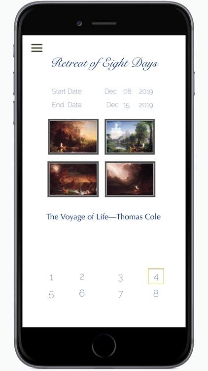 Eight-Day Retreat screenshot-3