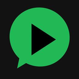 Ícone do app Pods - Podcast Player